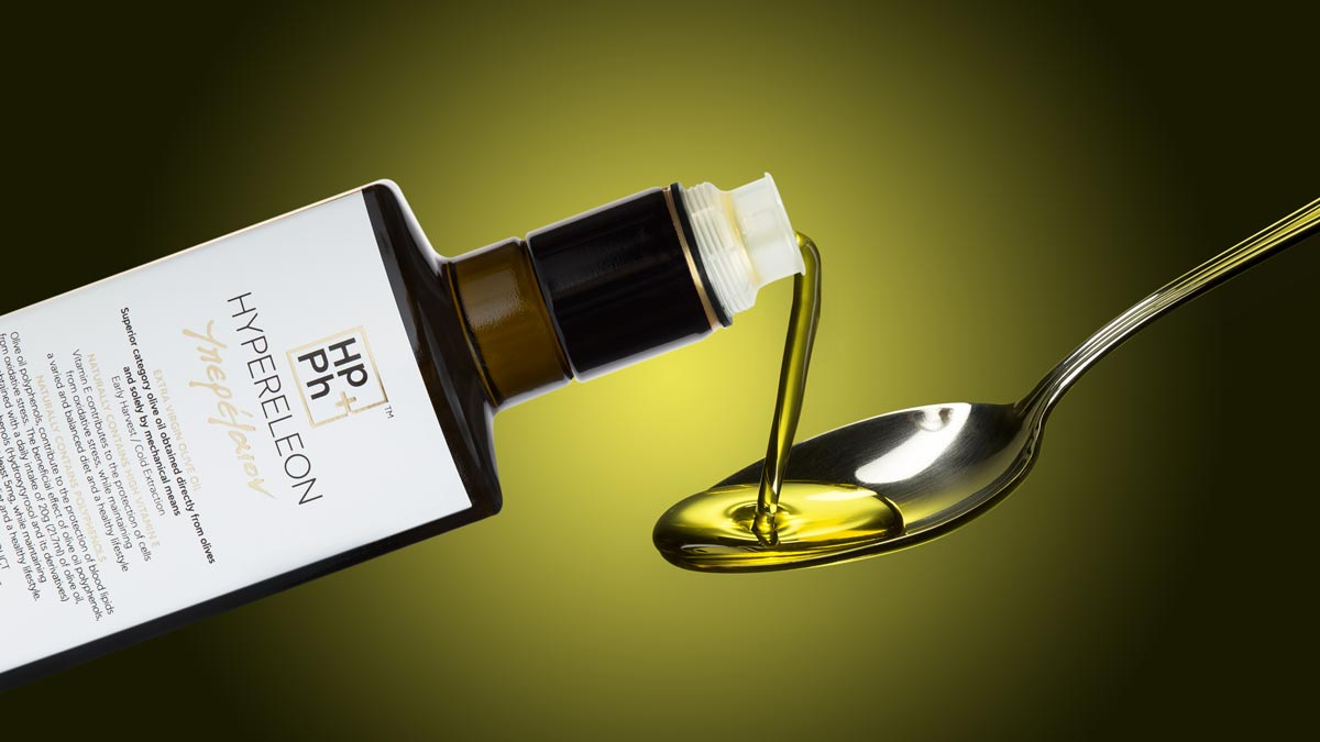 High phenolic olive oil and blood pressure