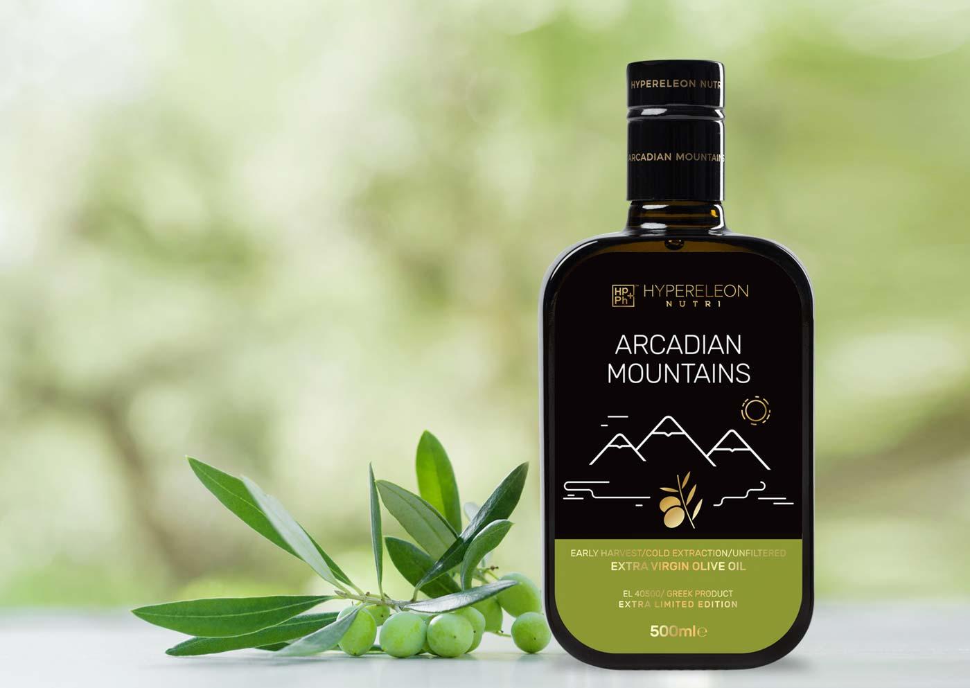 hypereleon nutri arcadian mountains rich in popyphenols